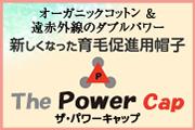 育毛促進用帽子「The Power Cap」ザ・パワーキャップ